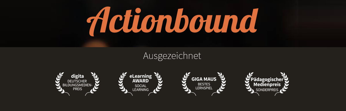 Actionbound digitale Bildungs-APP